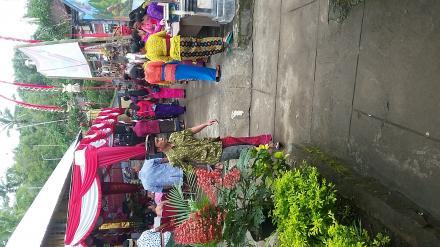 berikut ini persipan warga Desa Tigawasa