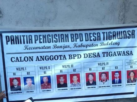 Musyawarah Pemilihan BPD