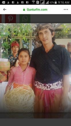 Desa Tigawasa mewakili provinsi Bali ke tingkat nasional